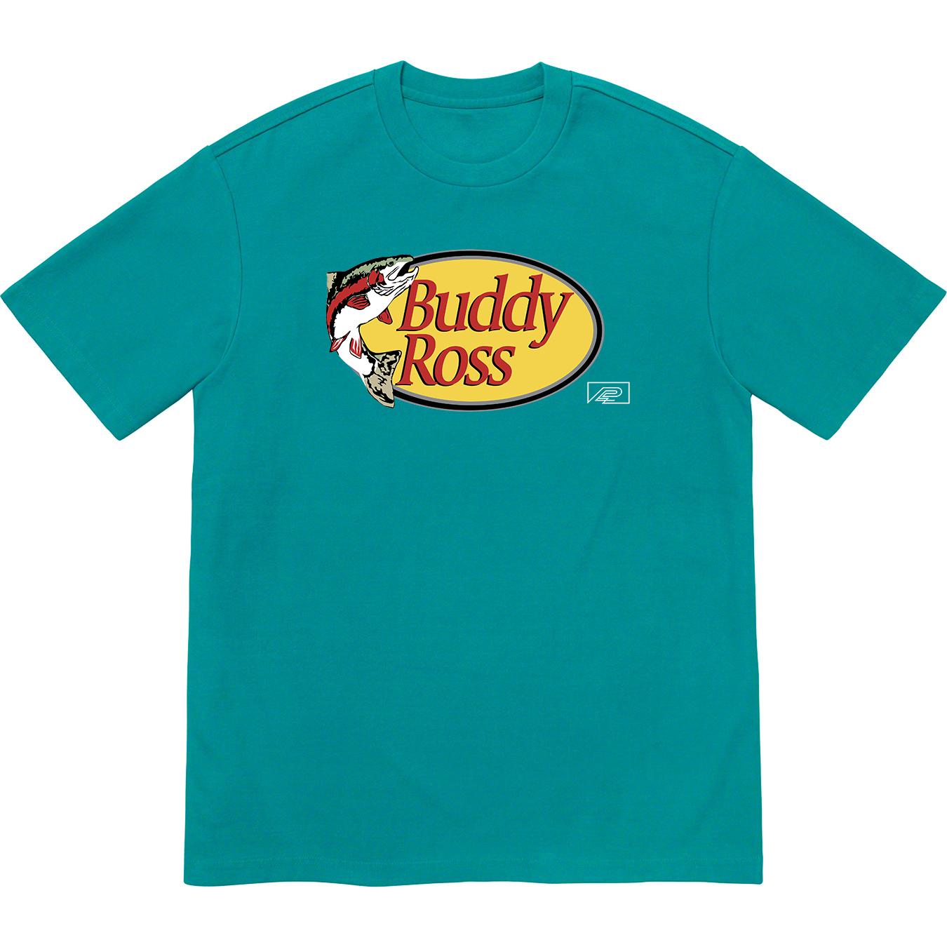 BUDDY ROSS T-SHIRT - JADE