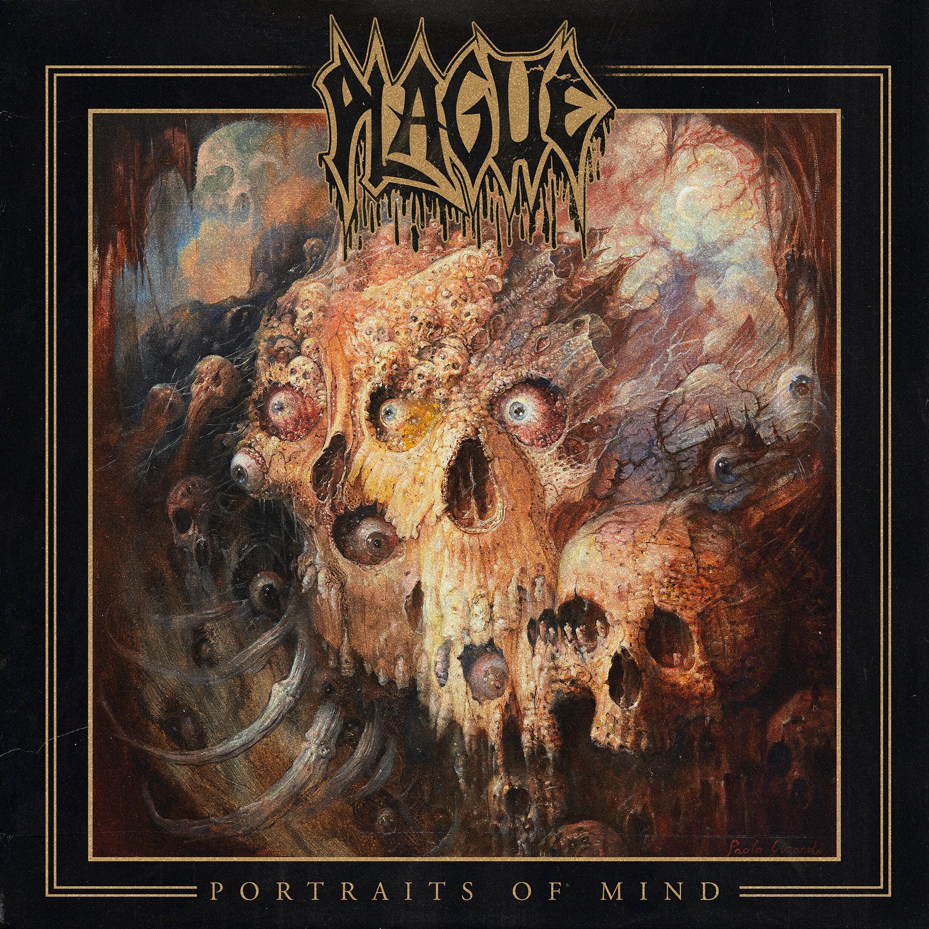 PLAGUE - Portraits of Mind