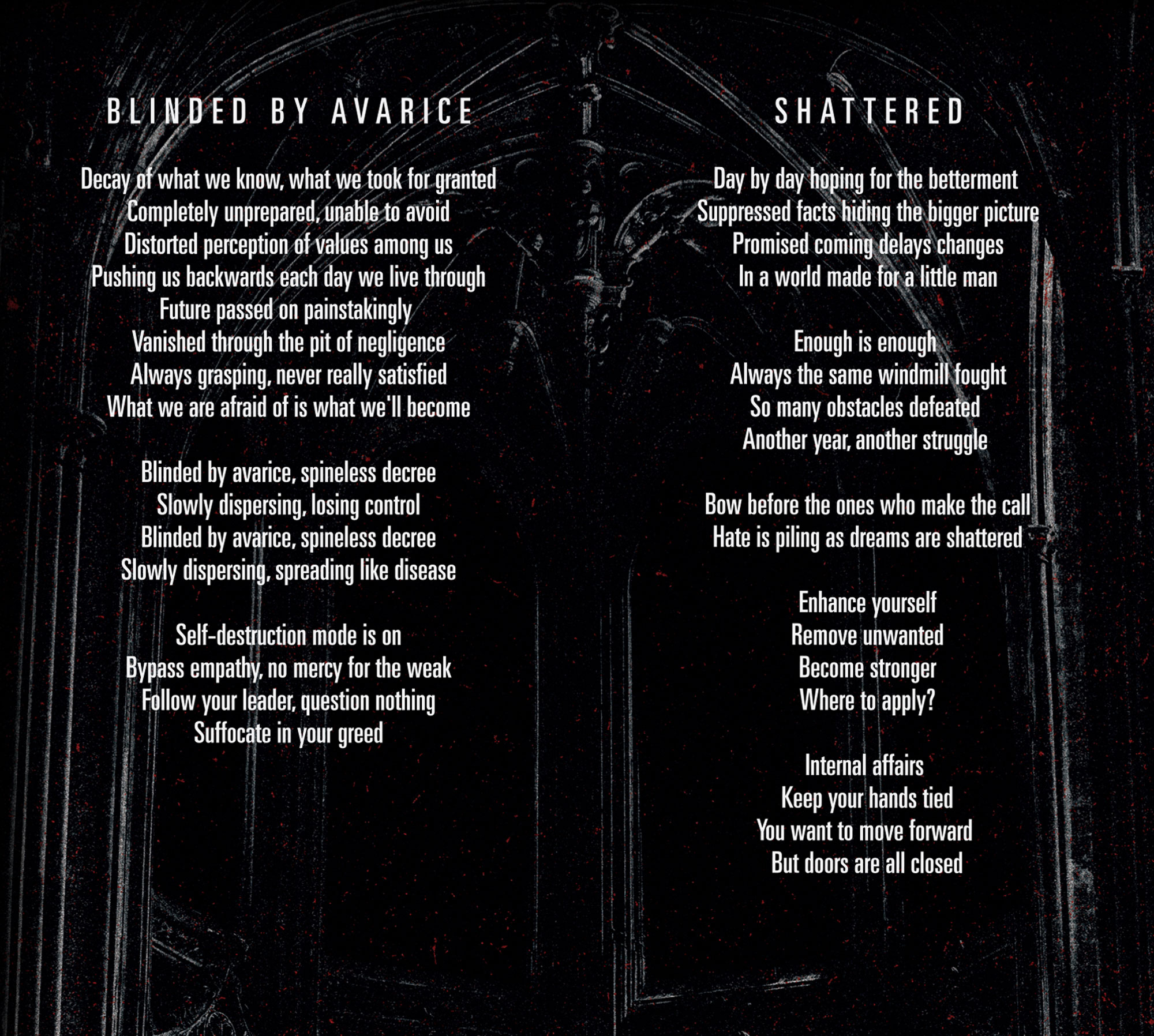 E.N.D. - A Grave Deceit