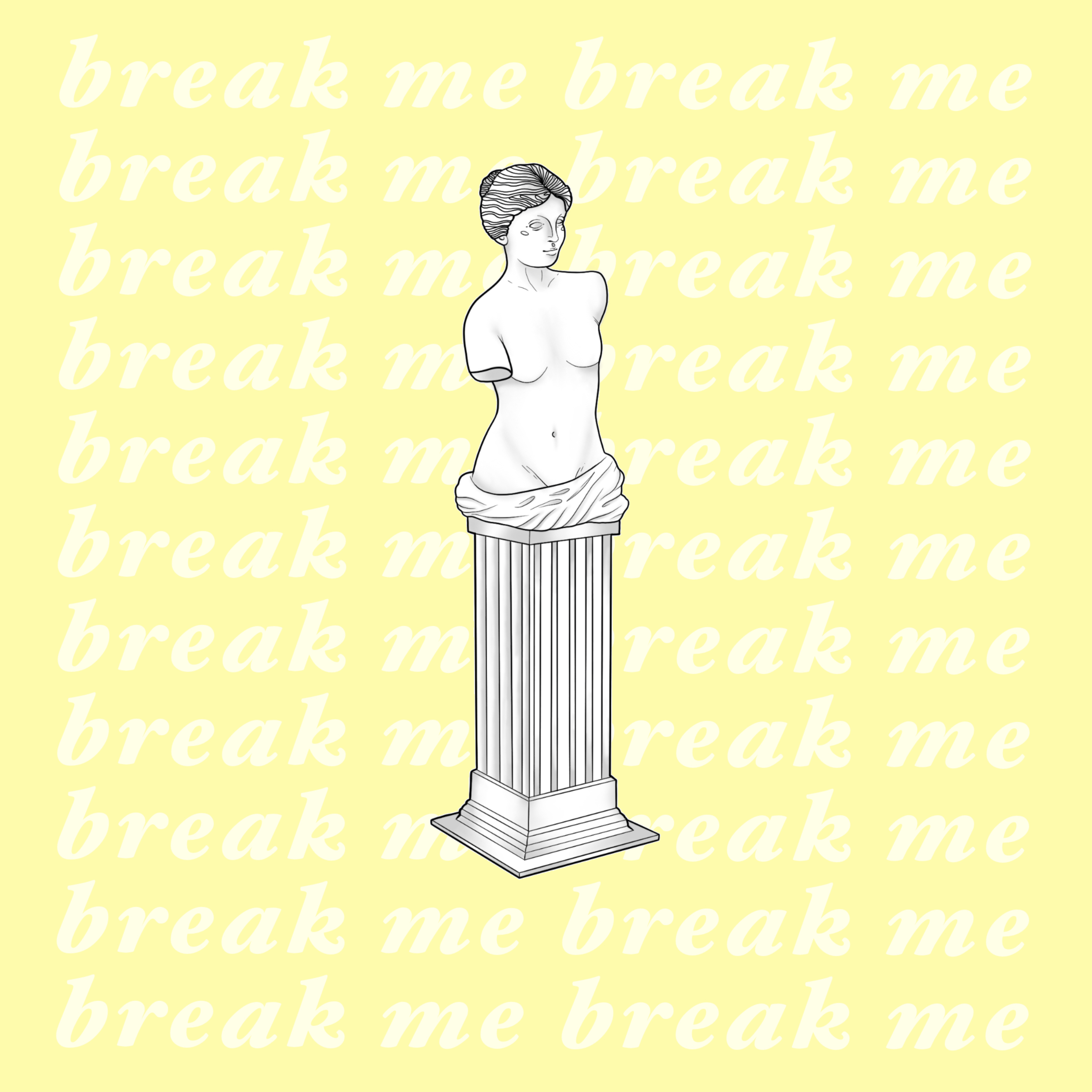 break me - Digital Download
