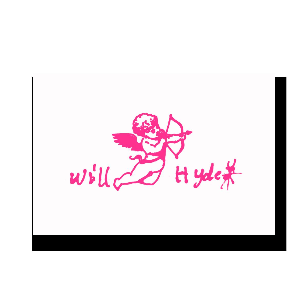 Will Hyde Temporary Tattoo