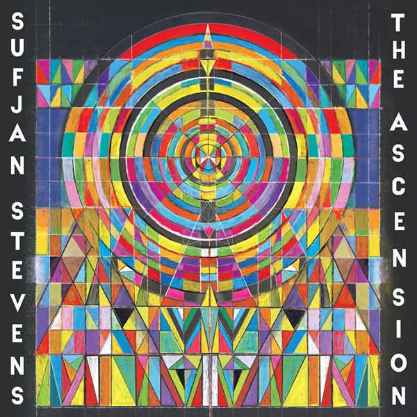 Sufjan Stevens - The Ascension 2xLP