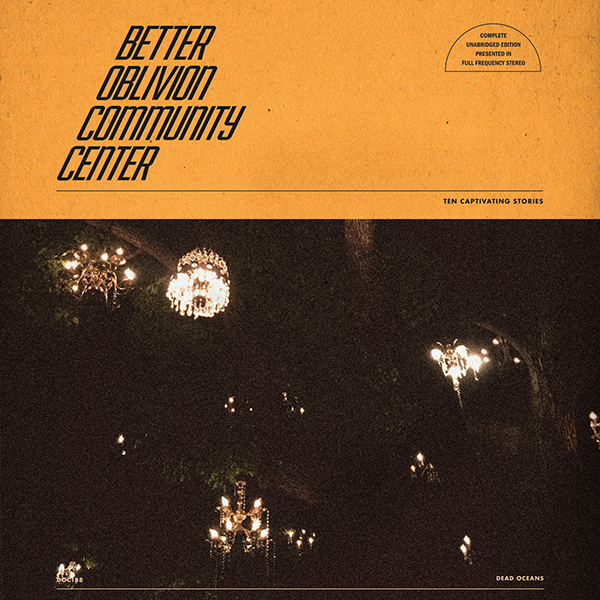 Better Oblivion Community Center (Conor Oberst, Phoebe Bridgers) - S/T Cassette Tape