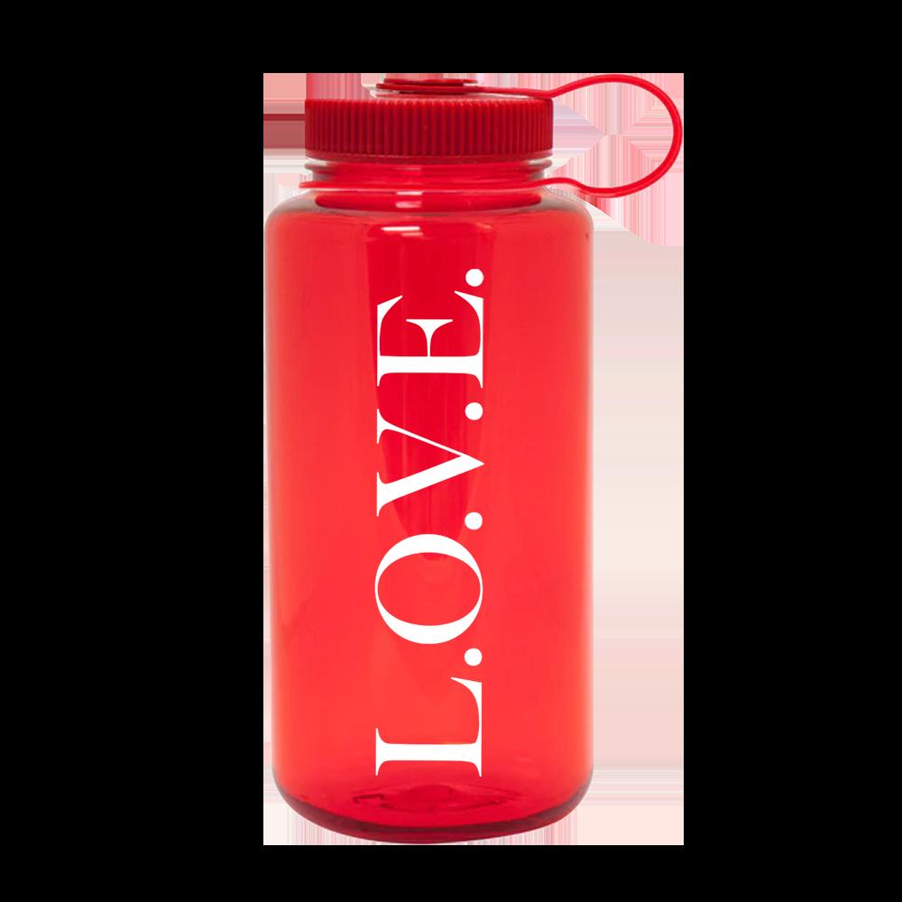 L.O.V.E. Water Bottle