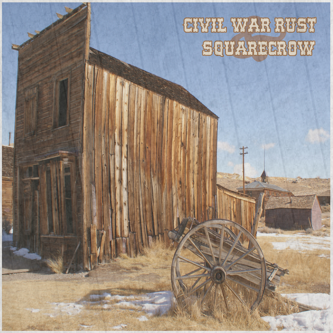 Civil War Rust / Squarecrow - Split 8