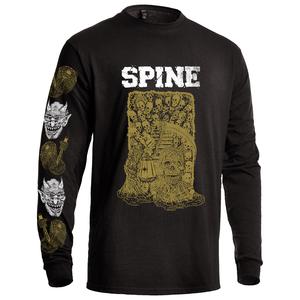 Spine 'Skulls' Longsleeve