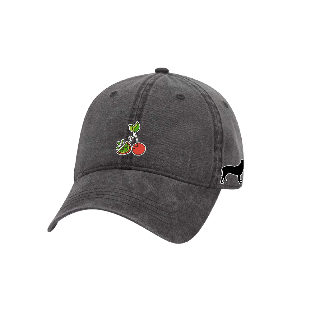 Cherry Lime Pit Bull Hats