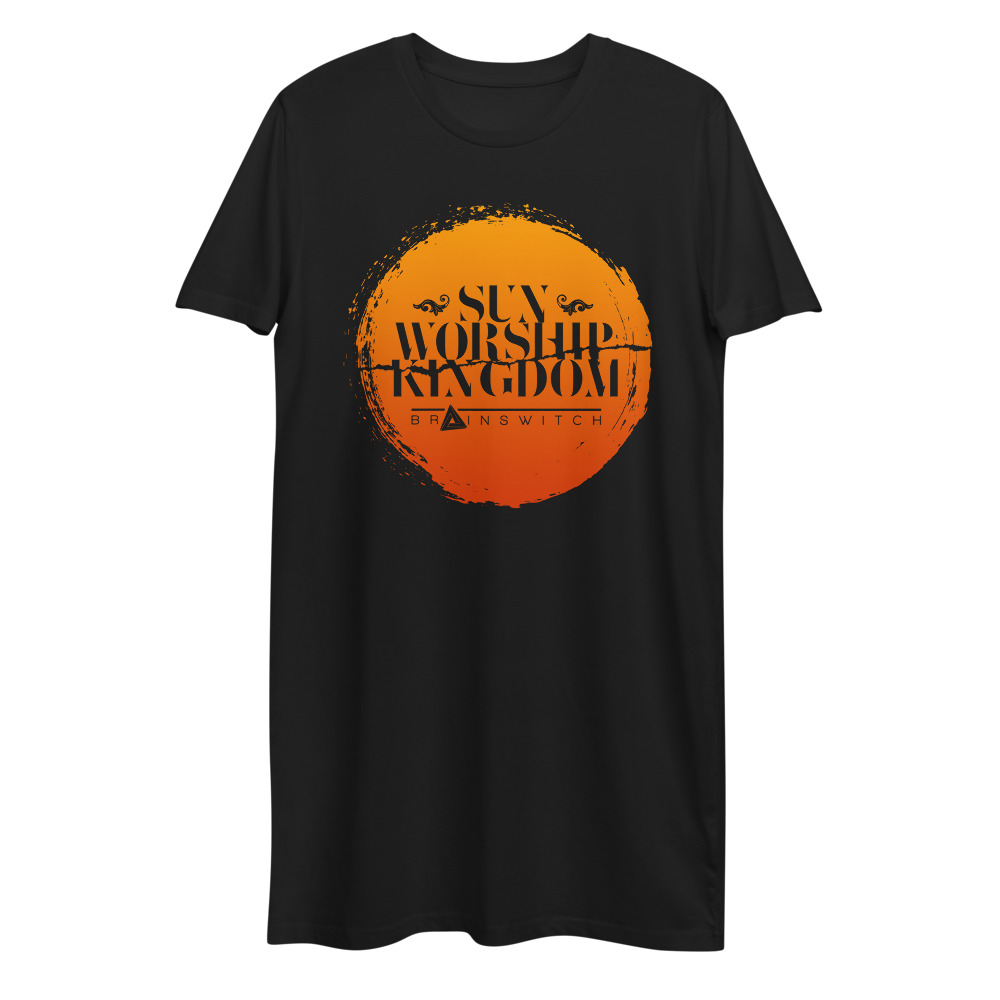 BRAINSWITCH - Sun Worship Kingdom - Women's Shirt / Dress