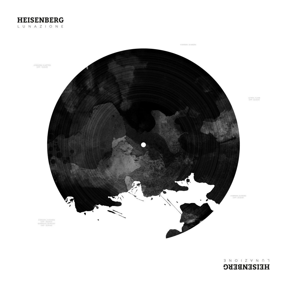 Heisenberg - Lunazione (vinile nero trasparente)