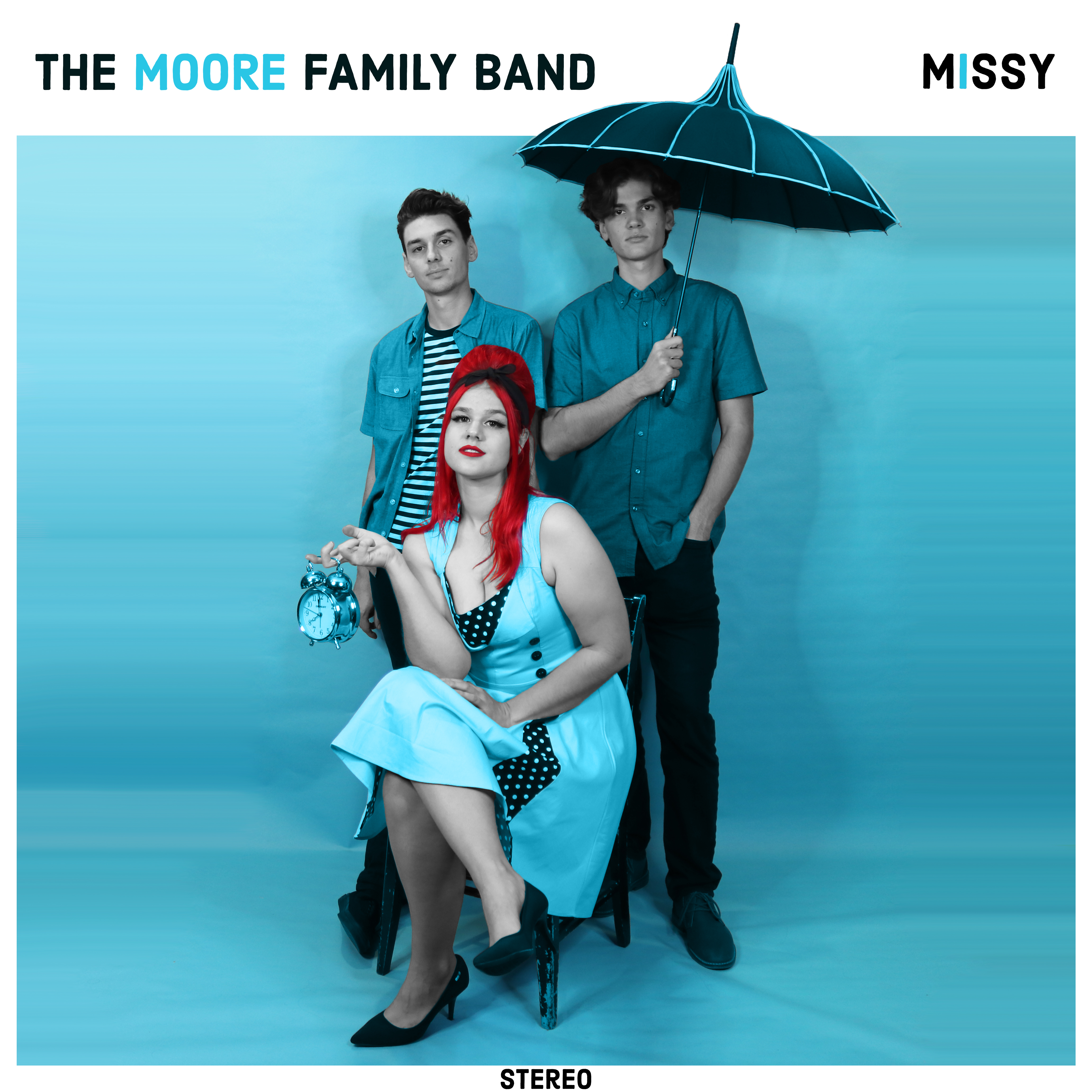 THE MOORE FAMILY BAND