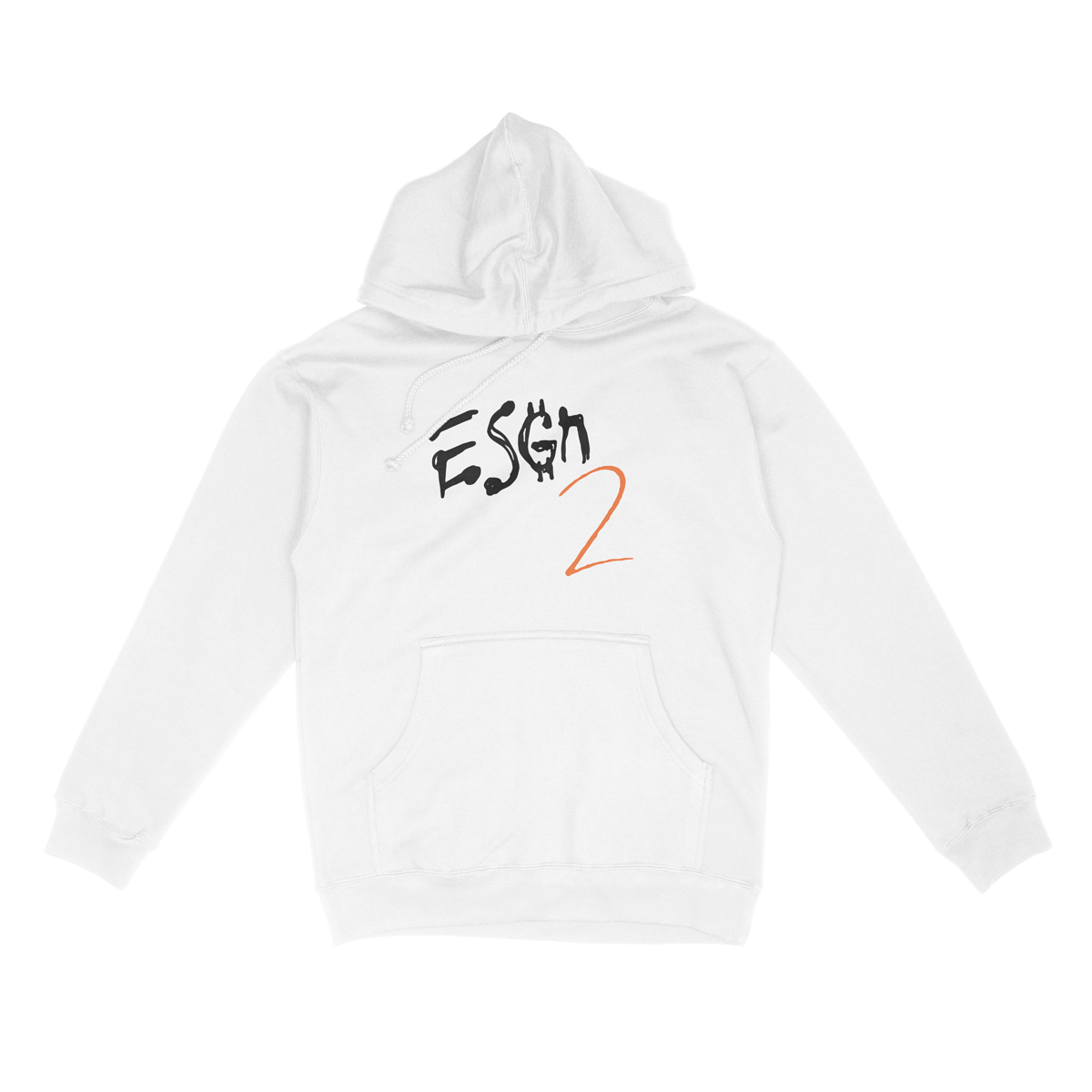 ESGN2 Hoodie - White