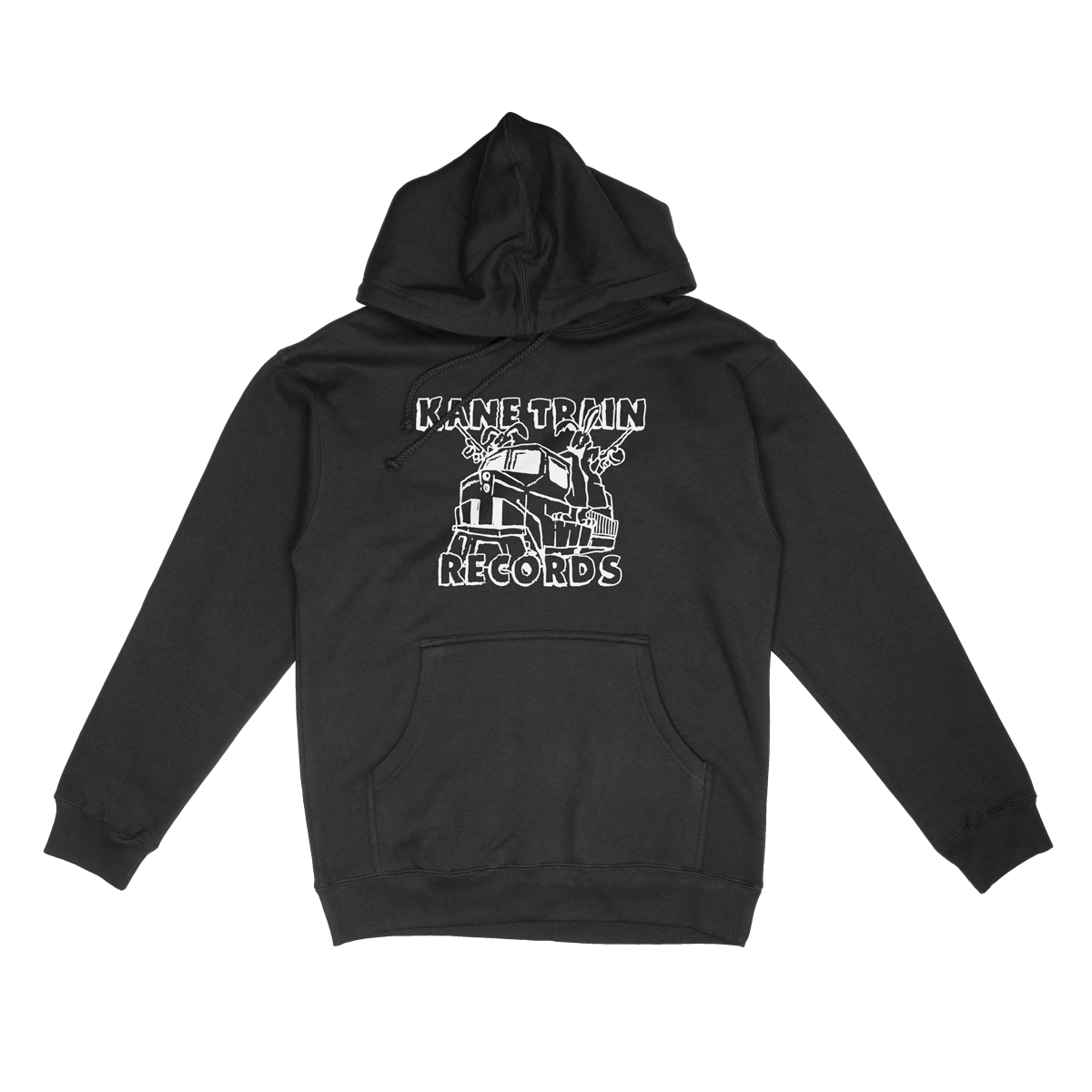 Kane Train Records Hoodie