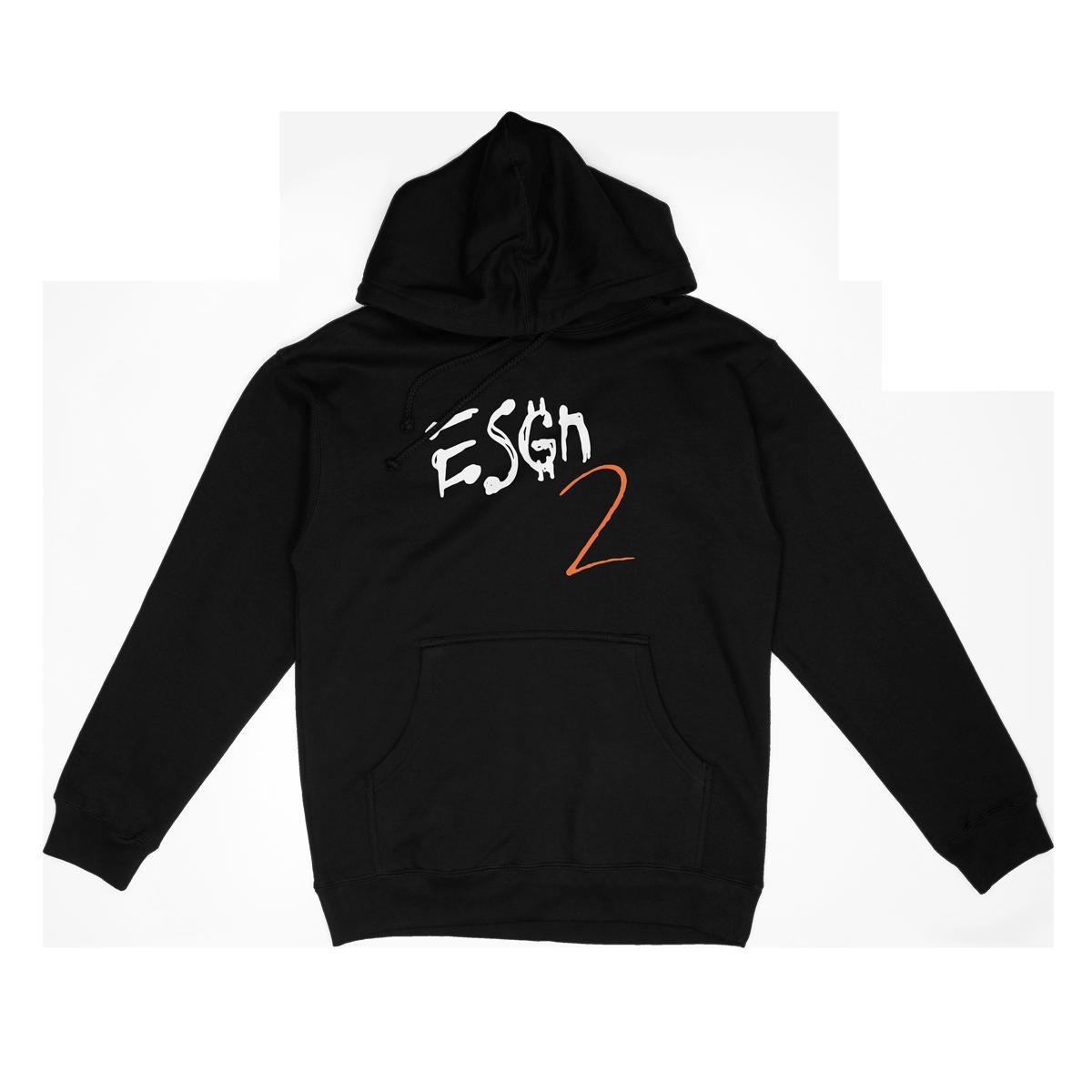 ESGN2 Hoodie - Black