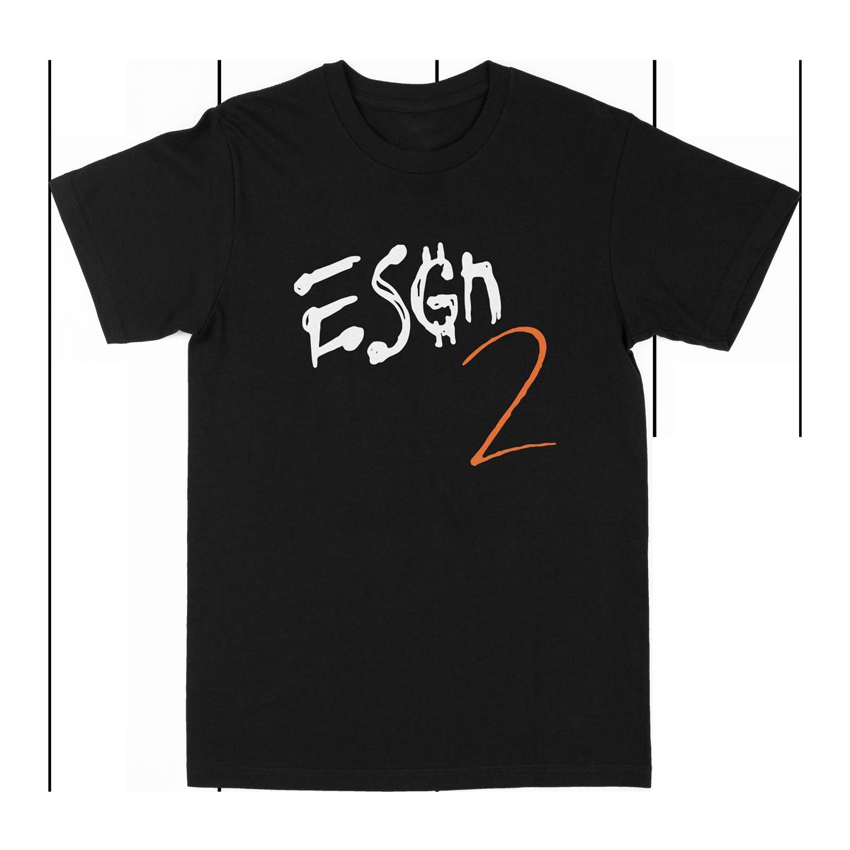 ESGN2 Tee - Black