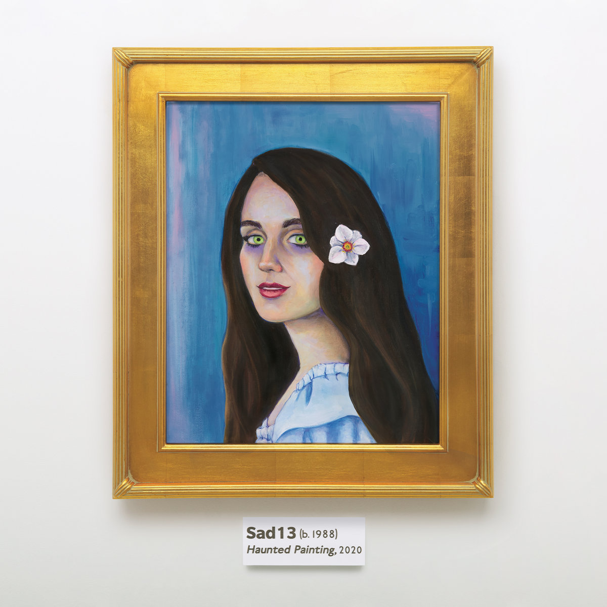 Sad13 - Haunted Painting LP