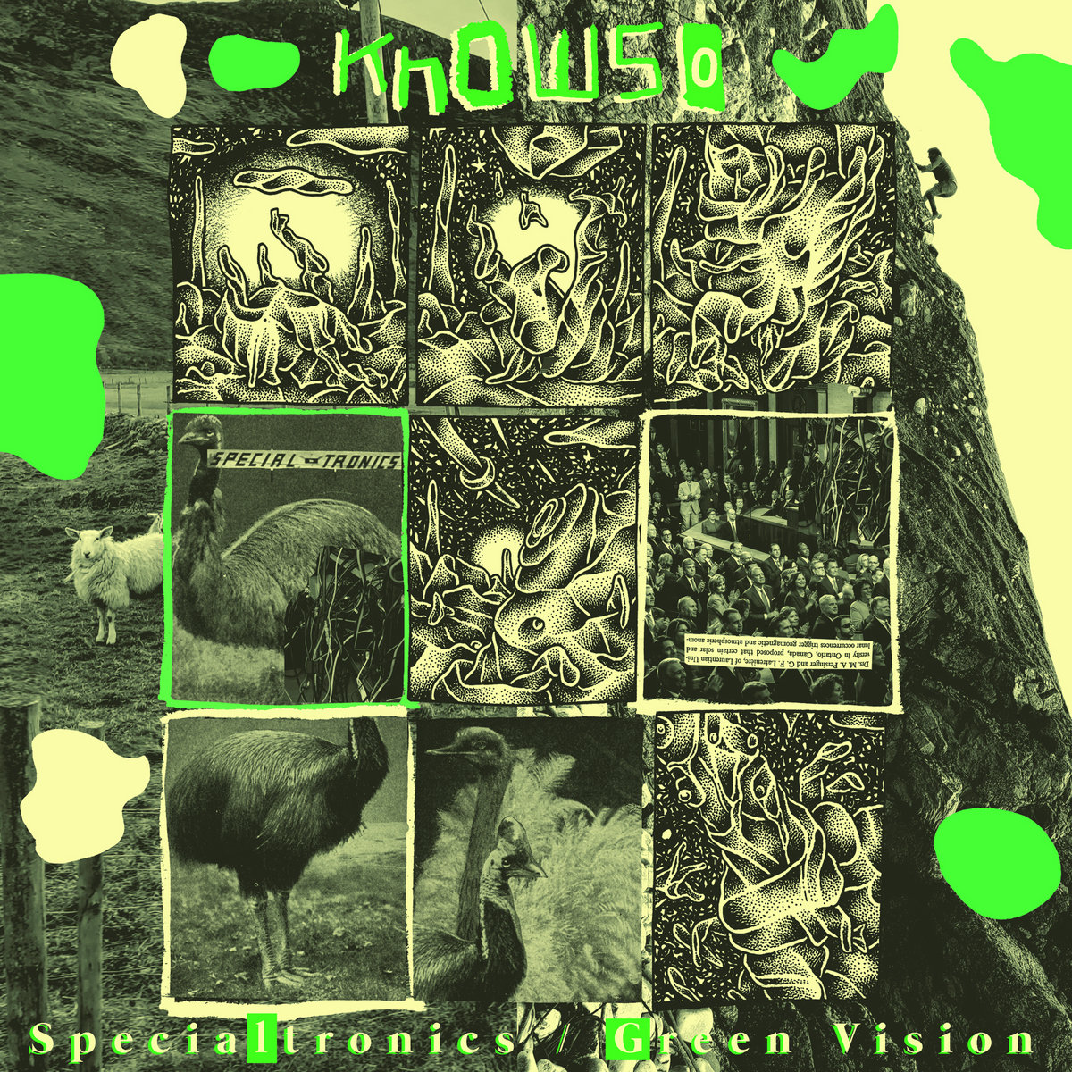 Knowso - Specialtronics/Green Vision LP