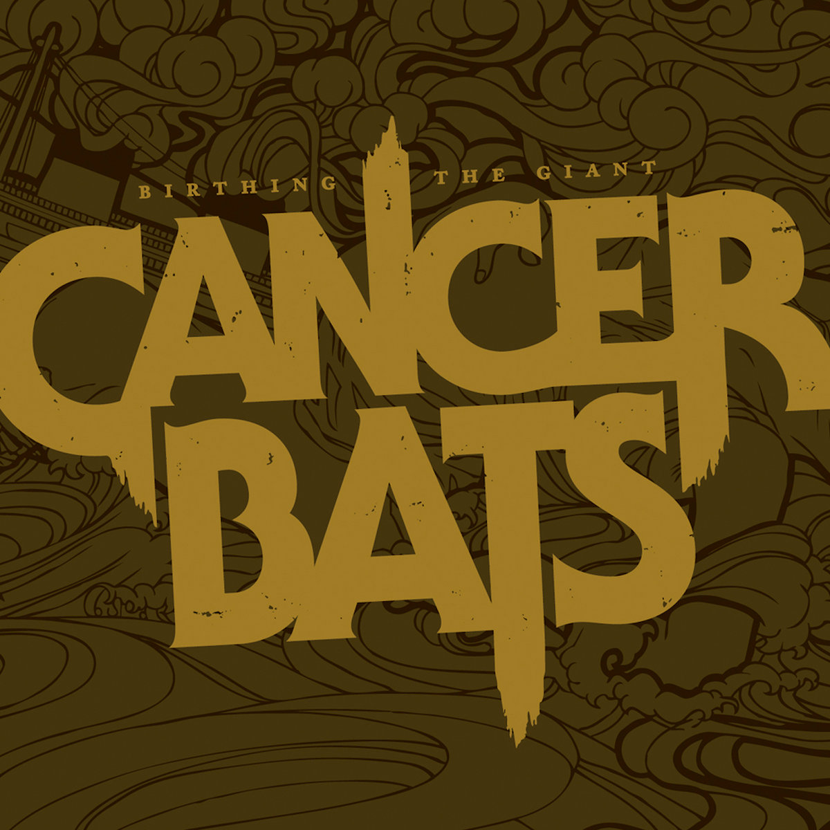 Cancer Bats - Birthing The Giant LP