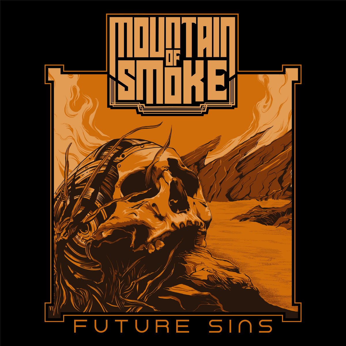MOUNTAIN OF SMOKE - Future Sins