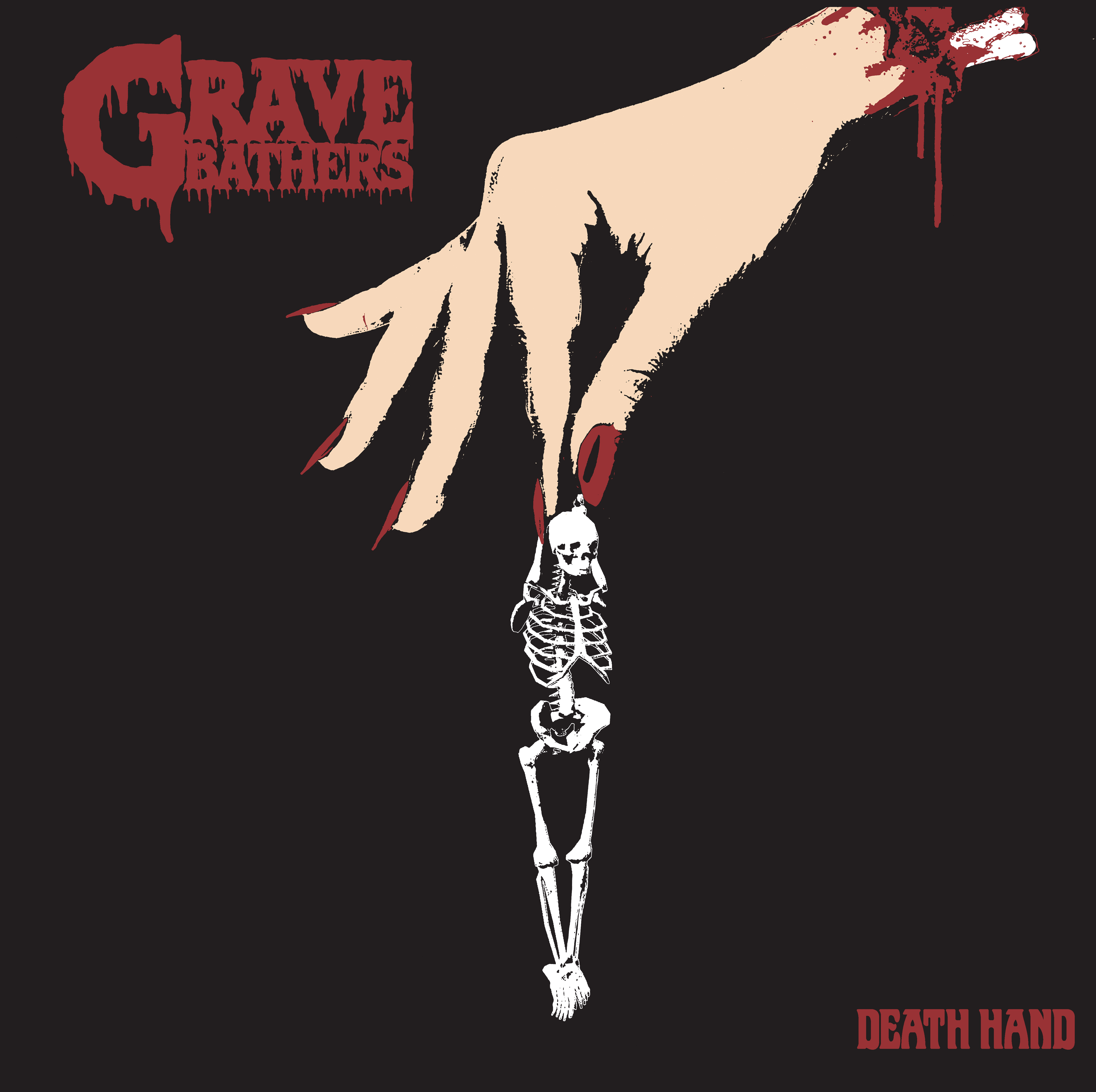 GRAVE BATHERS - Feathered Serpent EP