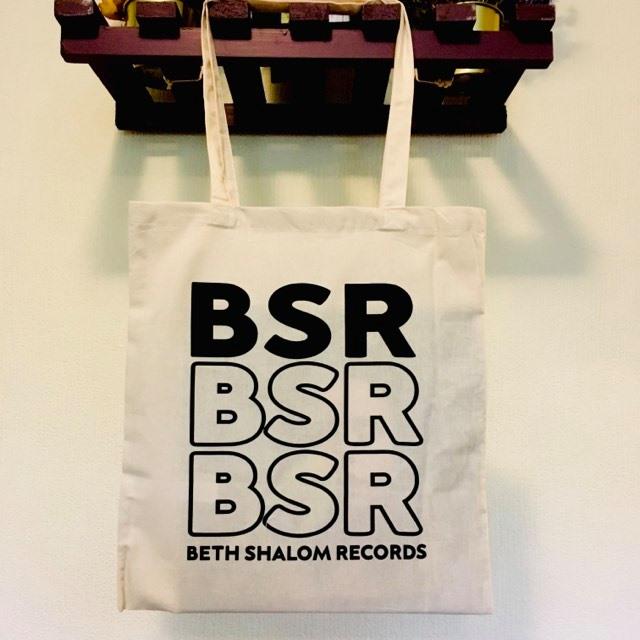 BSR Organic Tote Bag