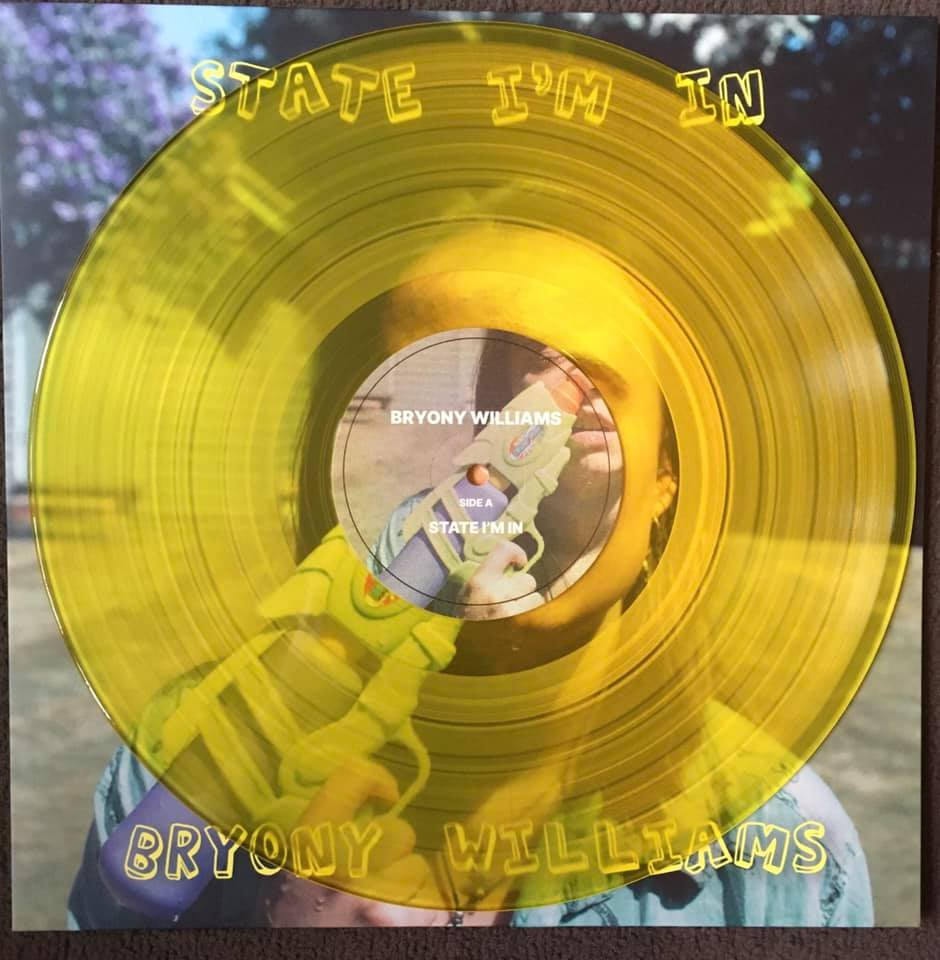 Bryony Williams - State I'm In Vinyl