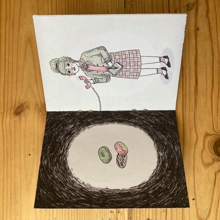 A Damn Tiny Zine - Twin Peaks fanzine