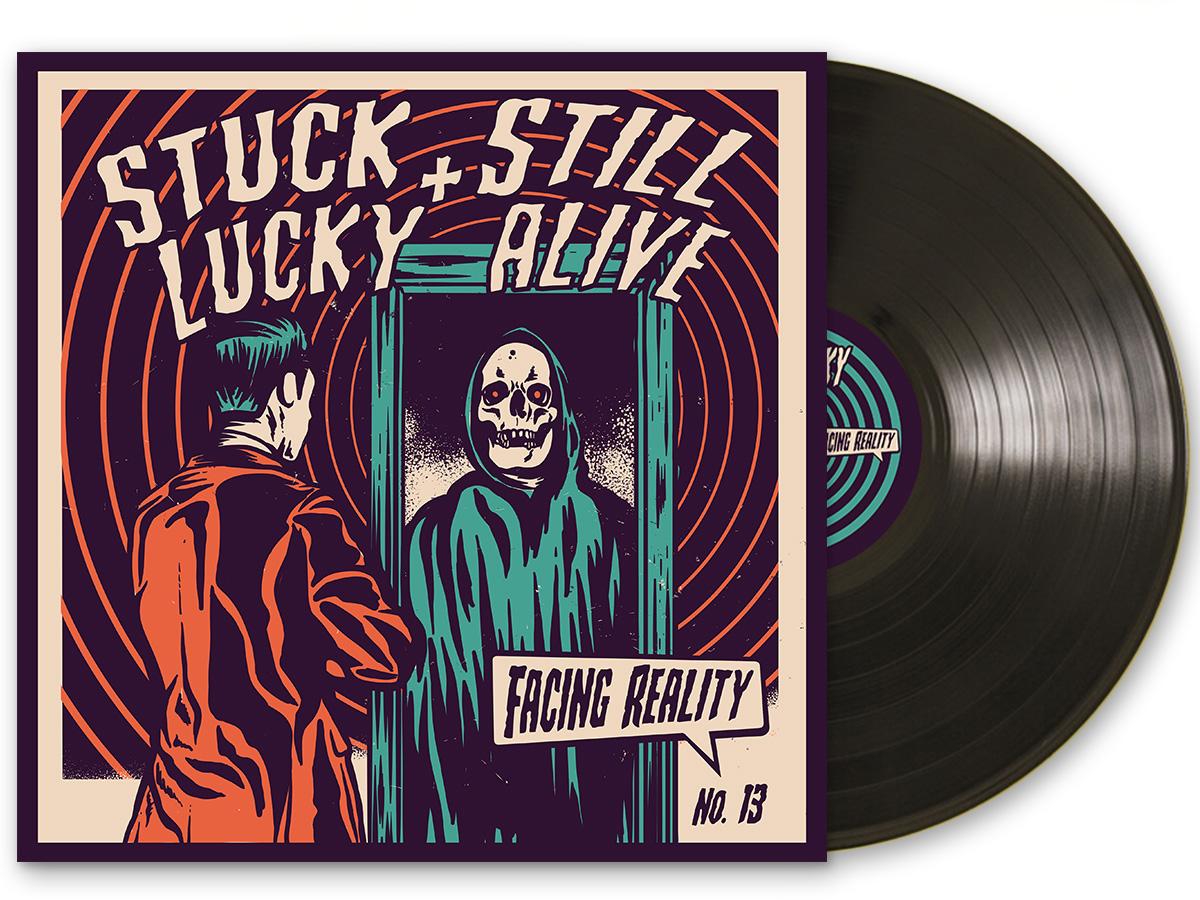 STUCK LUCKY + STILL ALIVE