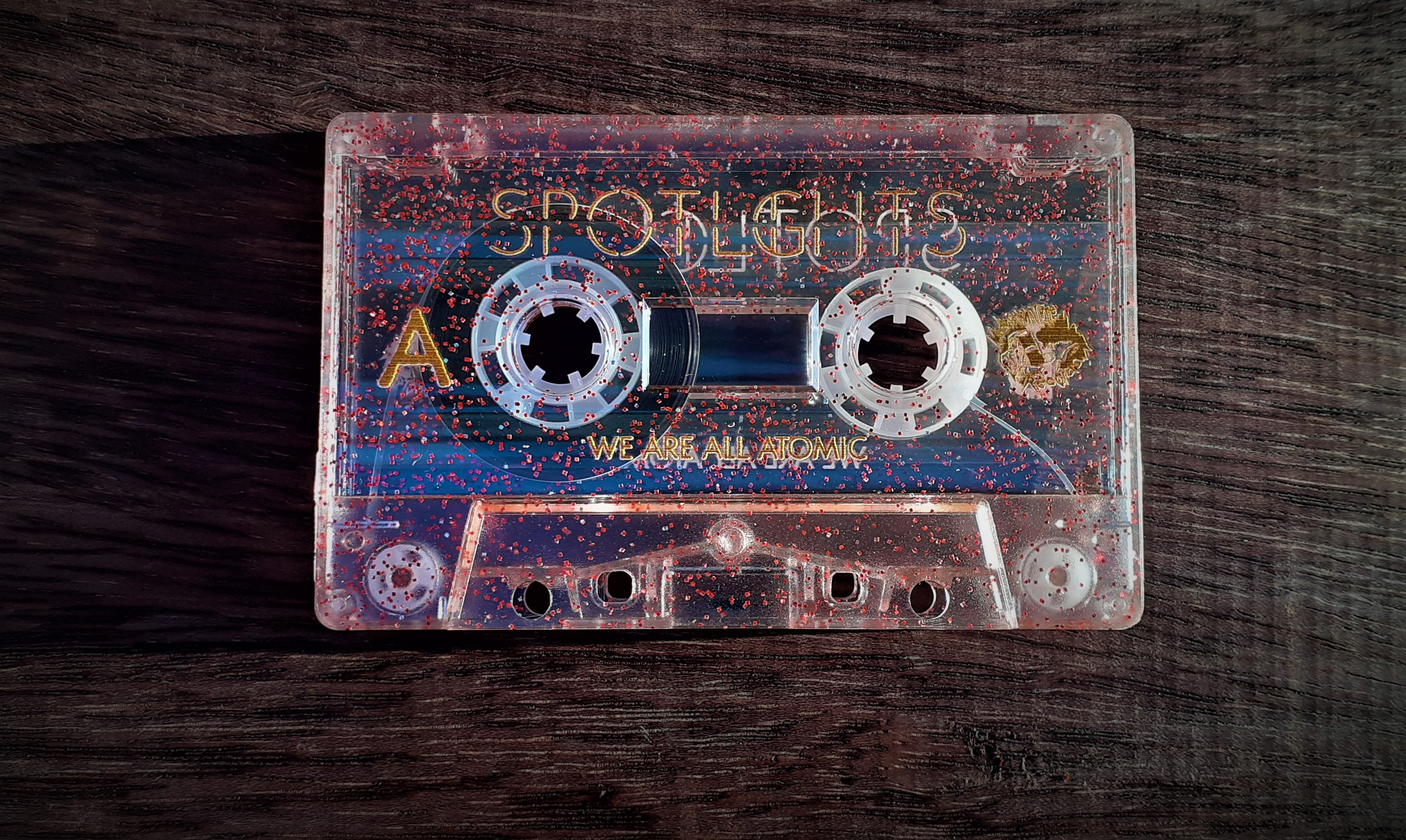 Spotlights - We Are All Atomic - Limited Cassette Edition