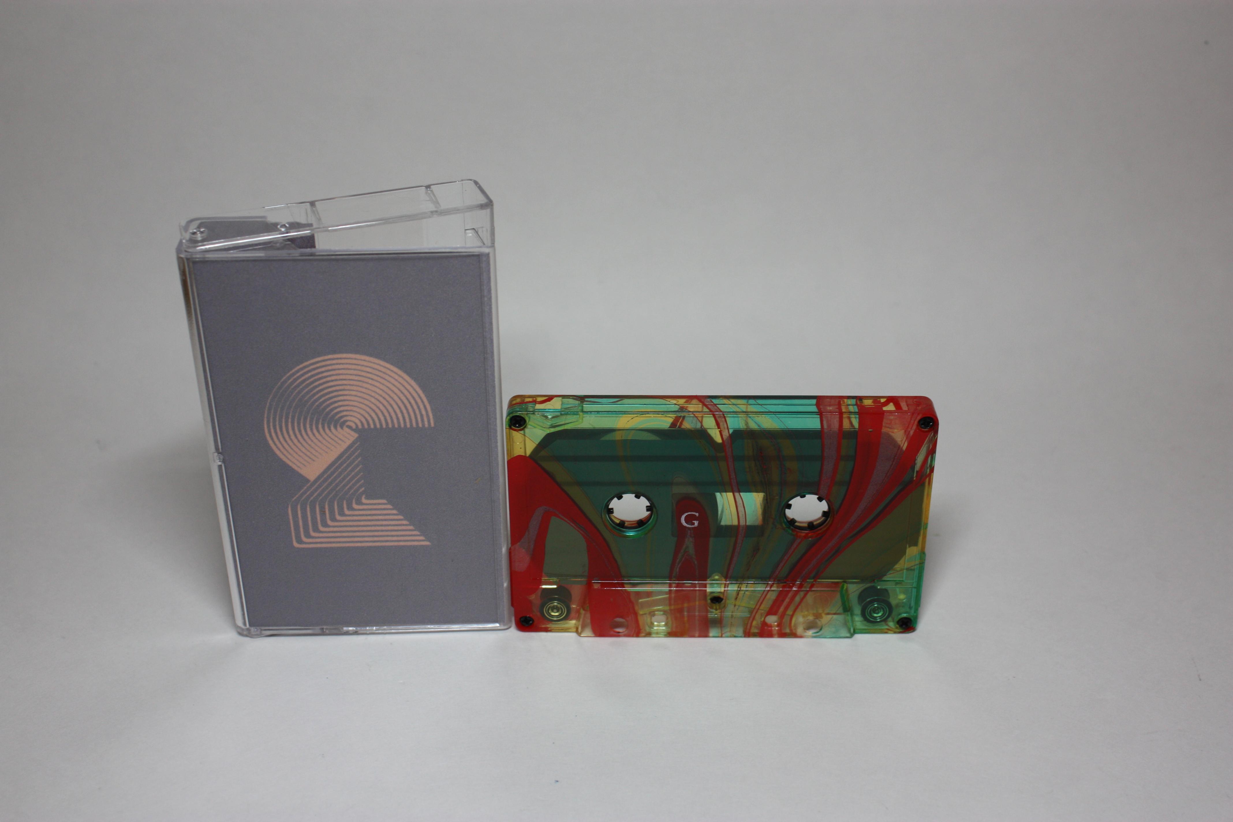 GLASSING - Spotted Horse - Cassette