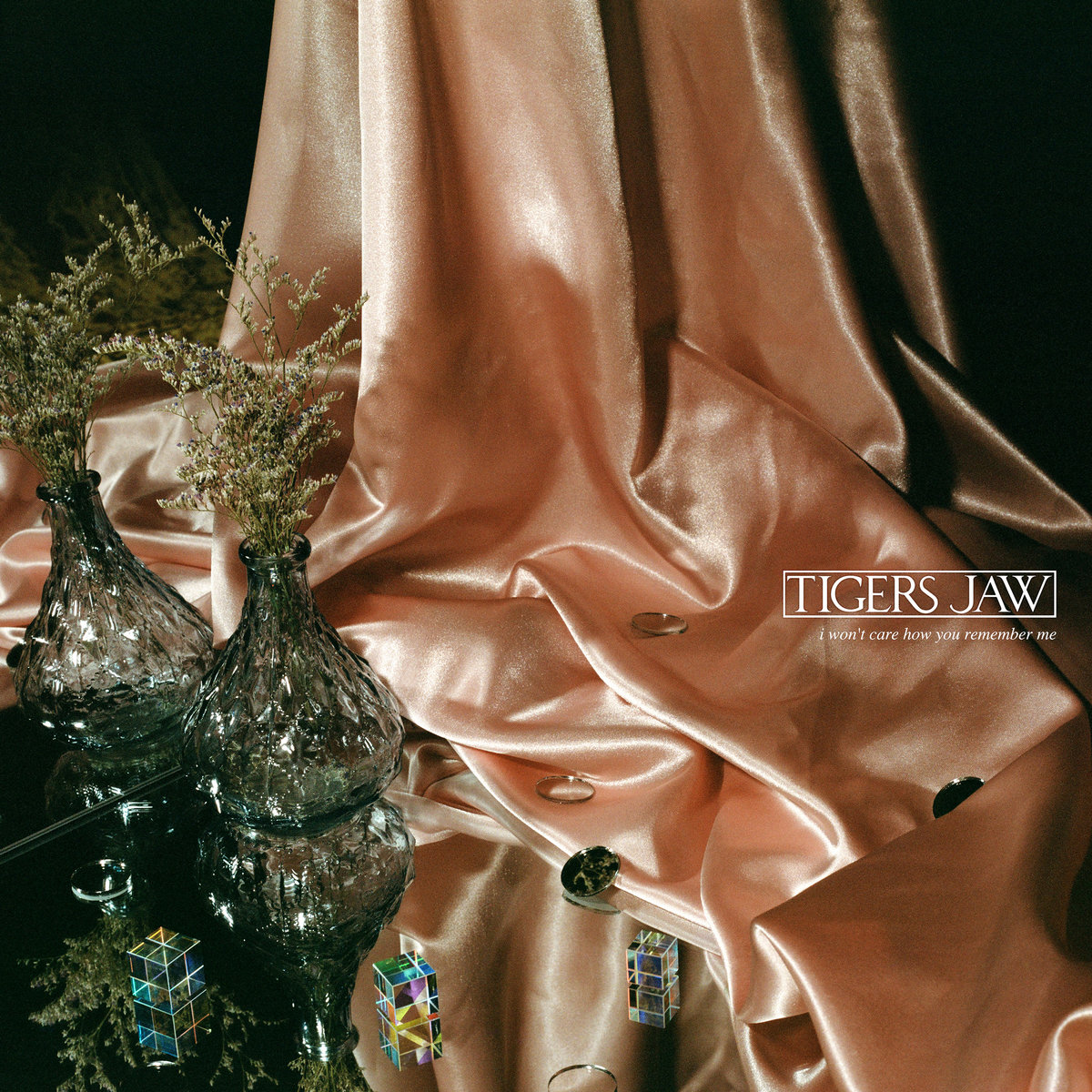 Tigers Jaw - I Won't Care How You Remember Me LP