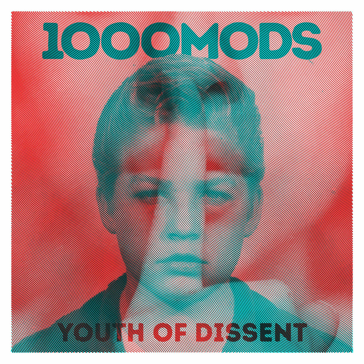 1000 Mods - Youth of dissent 2LP