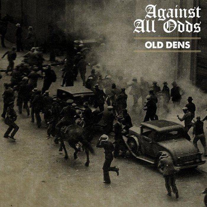 Against All Odds - Old dens LP