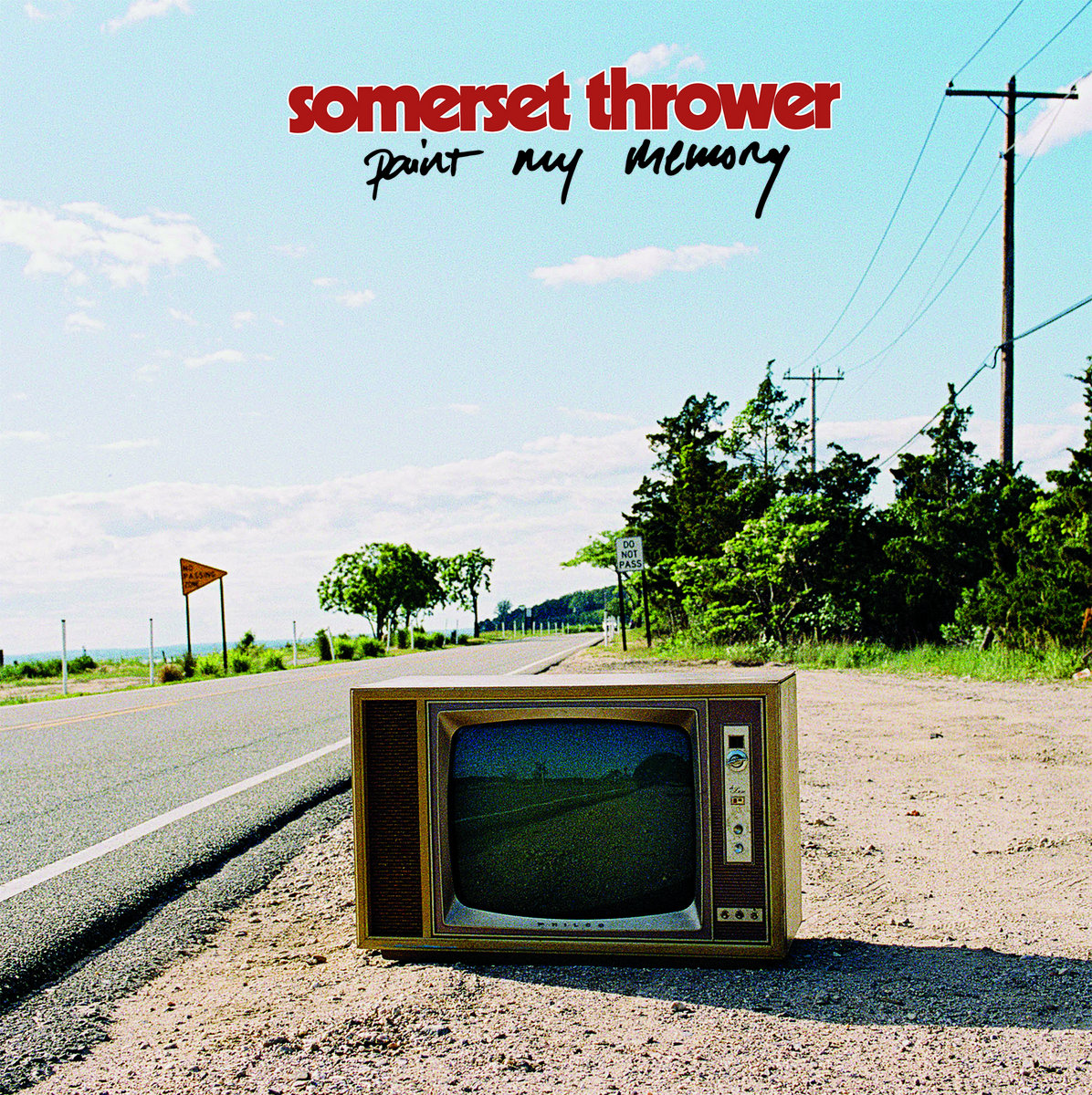 Somerset Thrower - Paint My Memory LP