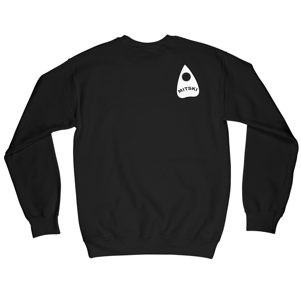 Ouija Black Sweatshirt