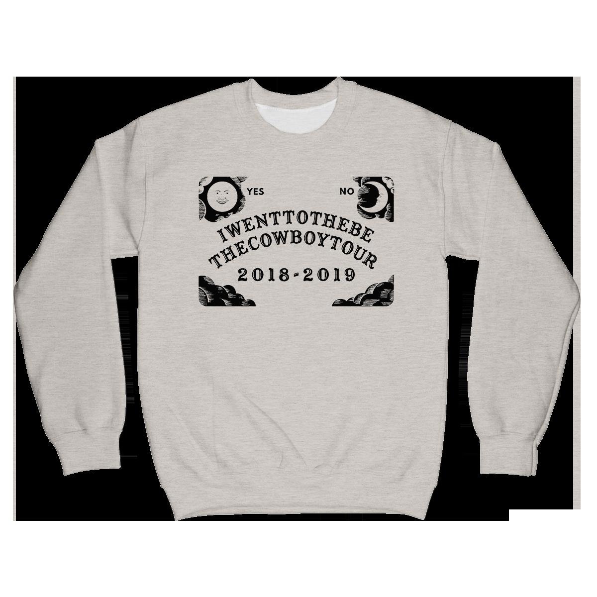 Ouija Grey Sweatshirt