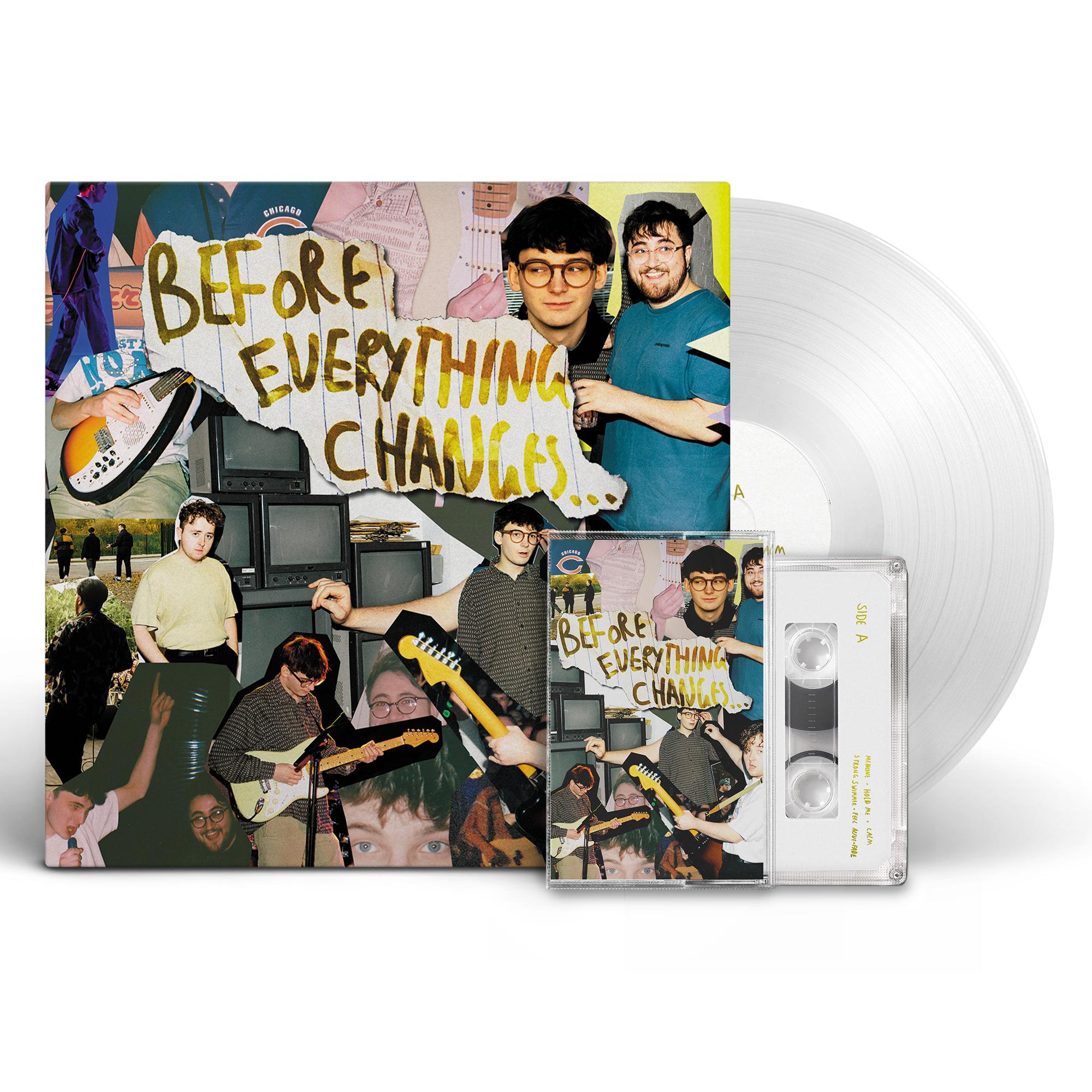 Vinyl + Tape