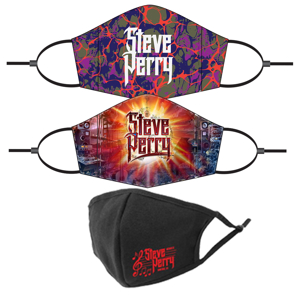 """5 Layer Masks (3 Designs) 100% of Net Proceeds Donated to """"Direct Relief"""" to help those most vulnerable to COVID-19"""