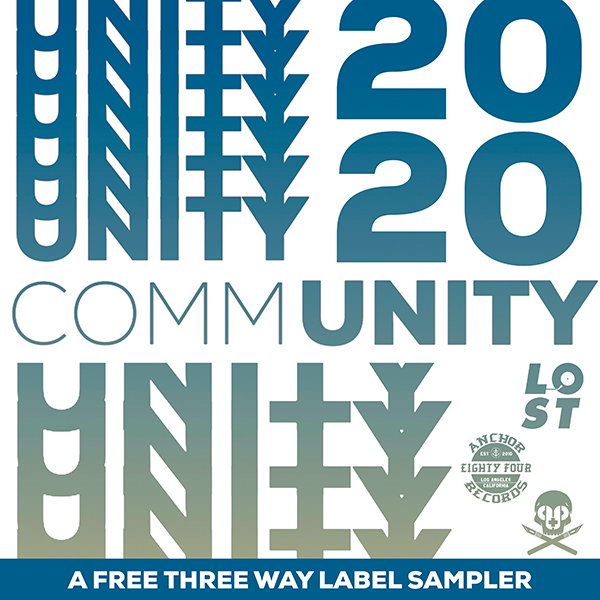 A Free Three Way Label Sampler From P+P, Anchor Eighty Four, & Lost