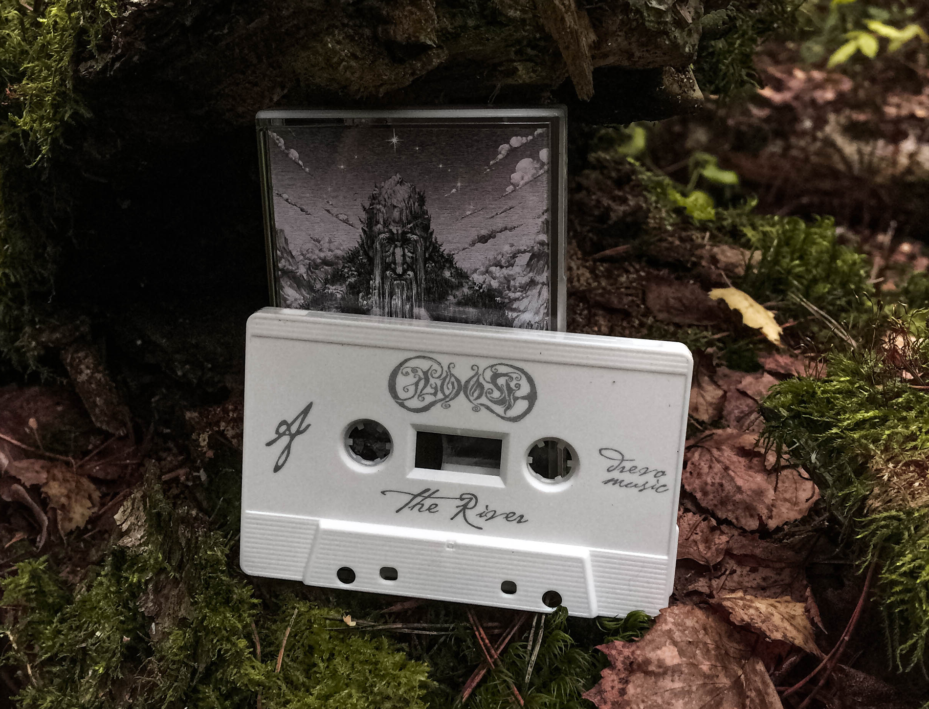 Gloosh - The River, cassette