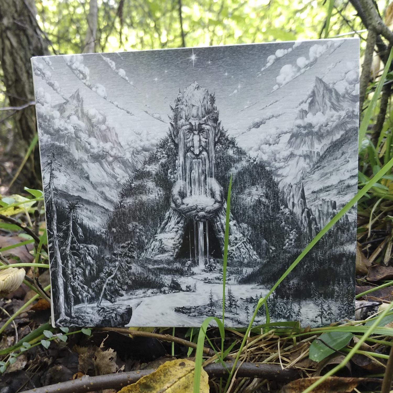 Gloosh - The River, CD