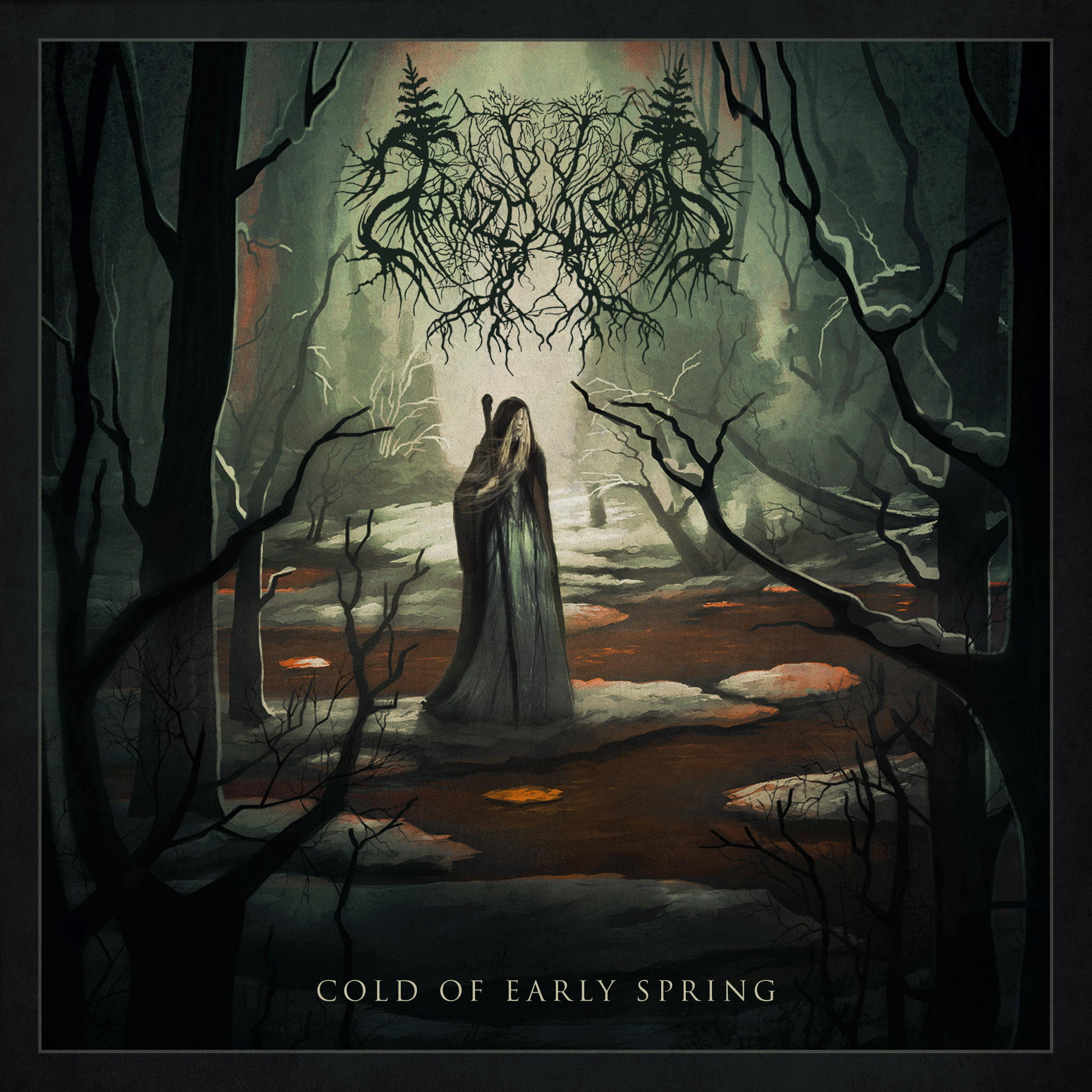 Frozenwoods - Cold of Early Spring, CD
