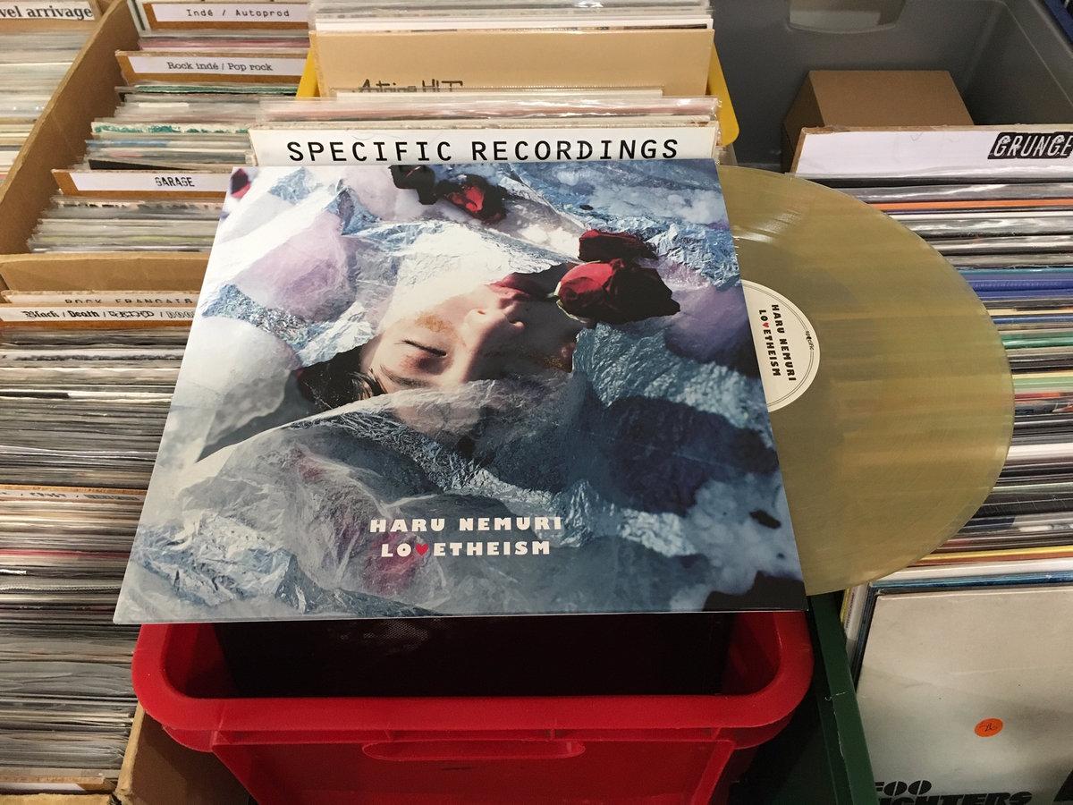 Haru Nemuri - Lovetheism - LP