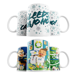 TSB Christmas Mugs Bundle