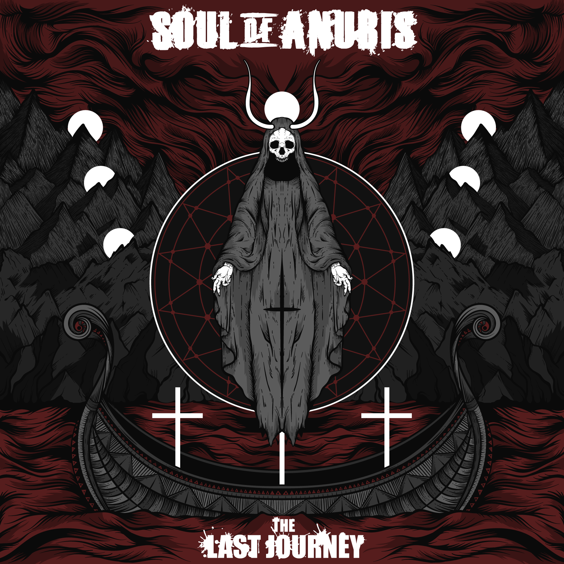 SOUL OF ANUBIS - The Last Journey