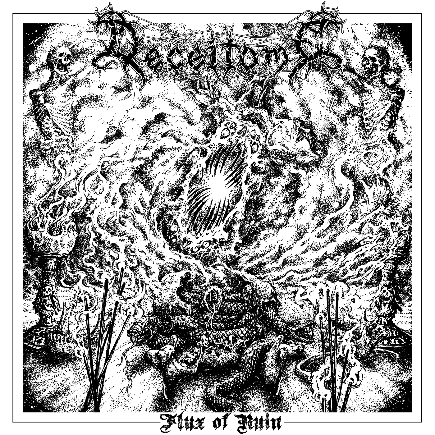 DECEITOME - Flux of Ruin EP