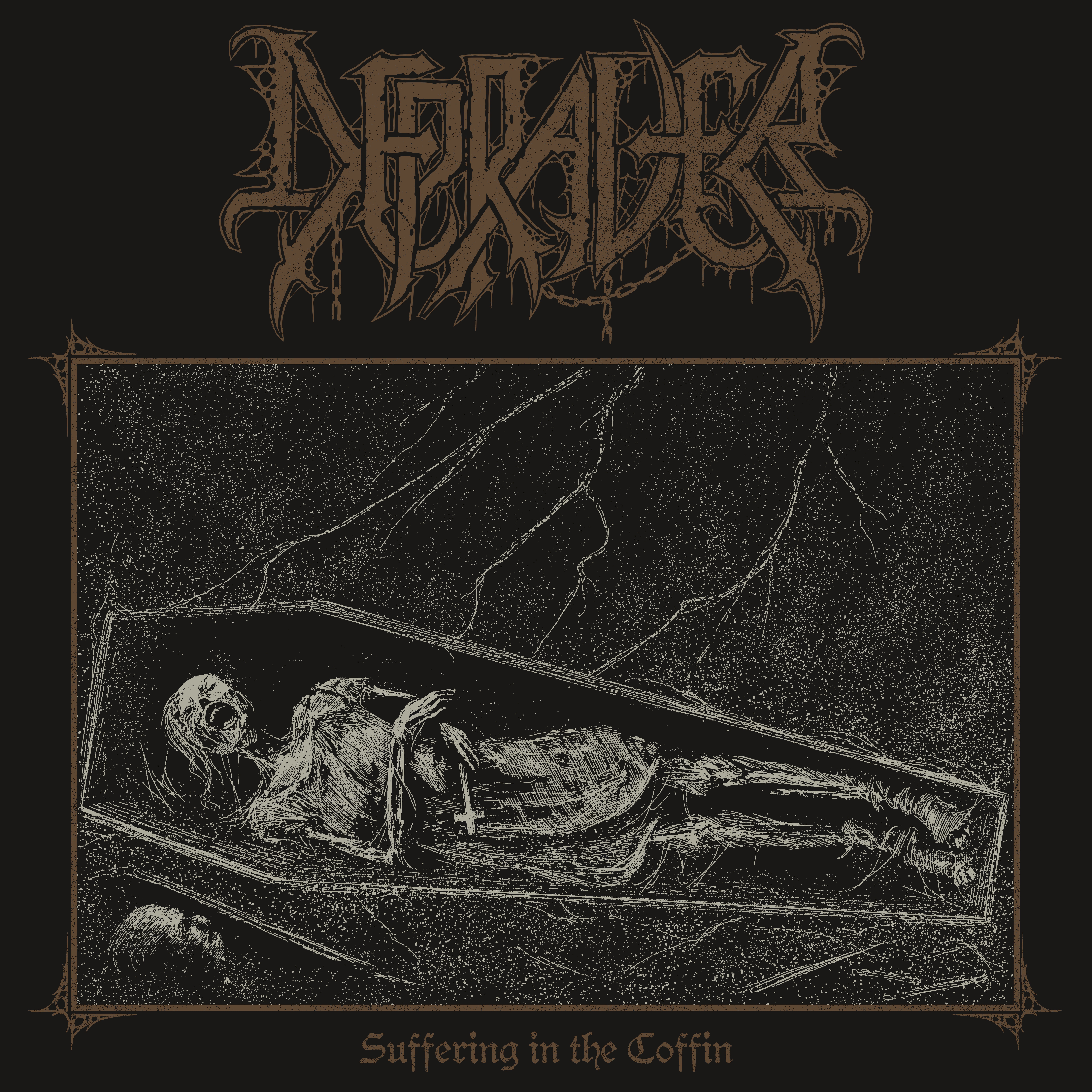 DEPRAVER - Suffering in the Coffin [Special Edition]