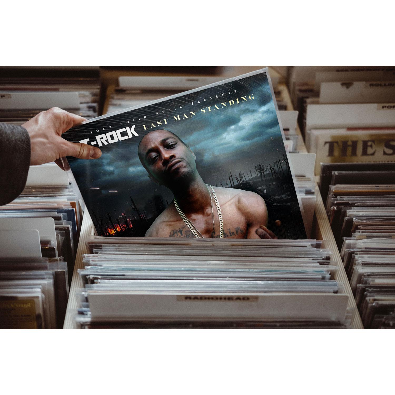 T-Rock - Last Man Standing (Vinyl)