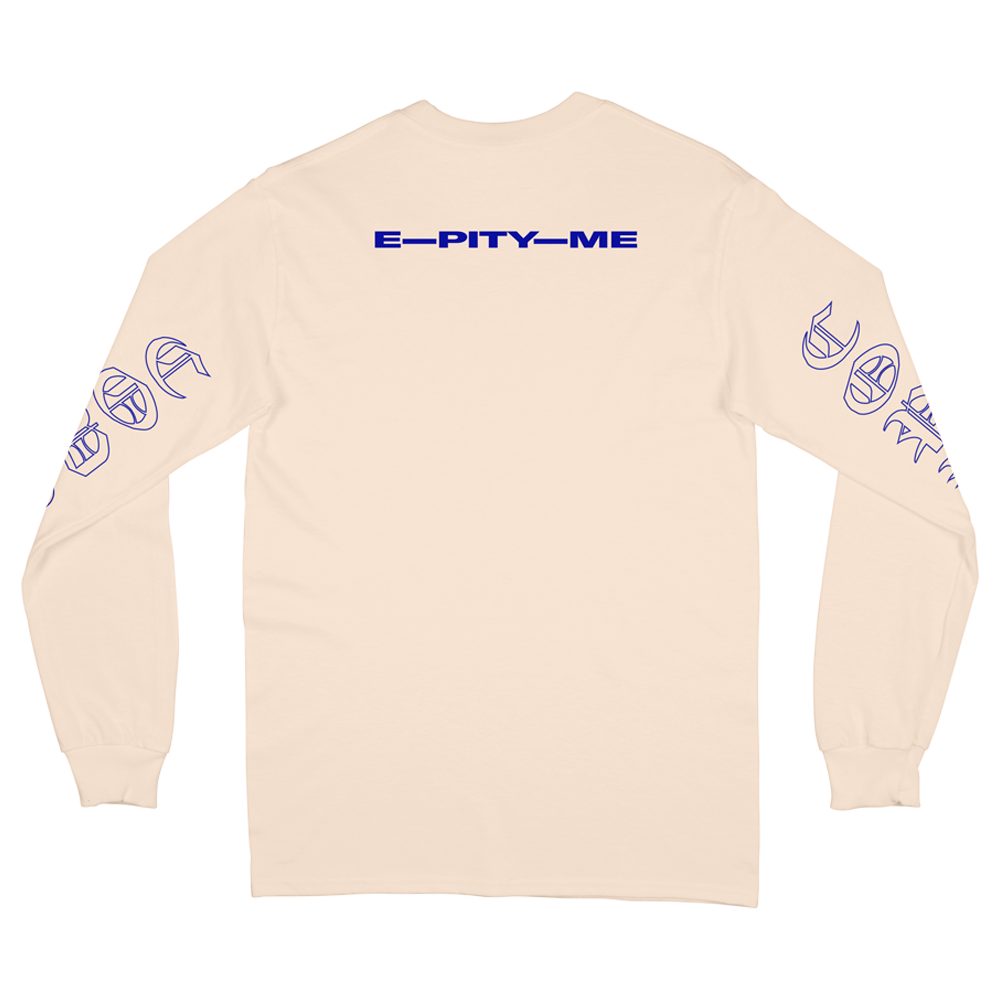 E-Pity-Me Long Sleeve - Creme