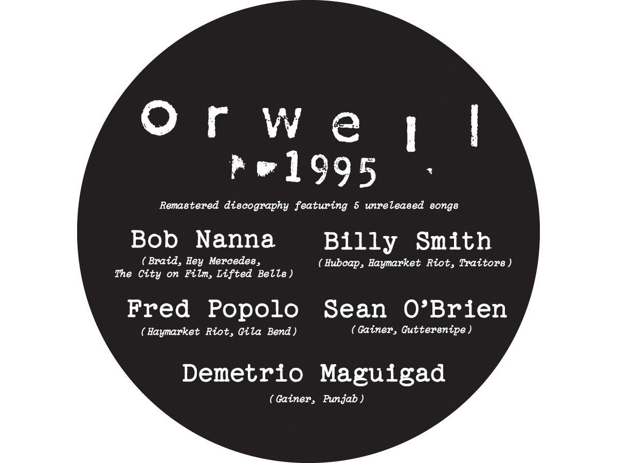Orwell  - 1995 LP