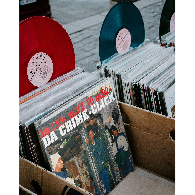 Da Crime Click - Million Wayz To Murda (Vinyl)